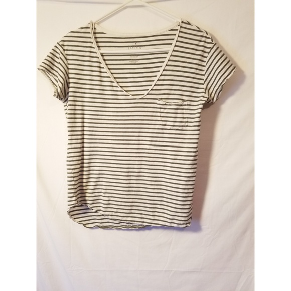 American Eagle Outfitters Tops - AMERICAN EAGLE SHIRT SZ S/P